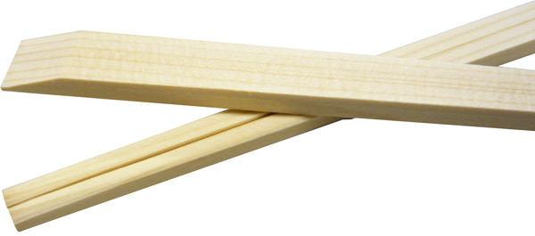 国産間伐材割り箸